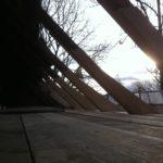 Sparrenergänzungen bei der Sanierung eines schadhaften Dachstuhls